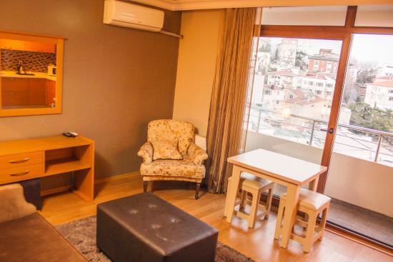 Cihangir Ceylan Suite : Deluxe Double Room