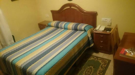 Guzman El Bueno: habitación doble