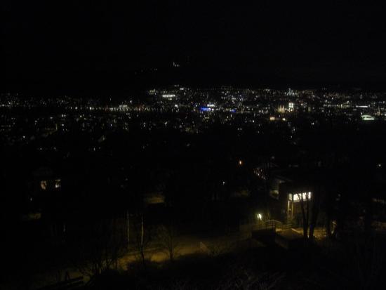 Dolder Waldhaus 6 - Zurich at night