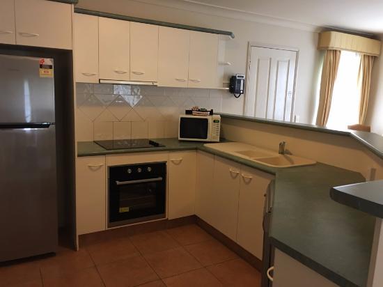 Ashmore, Australia: Kitchen