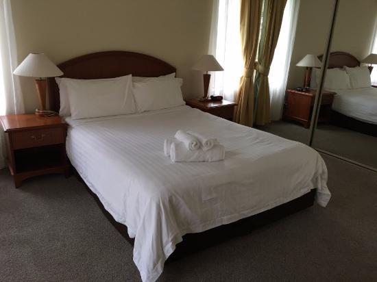 Ashmore, Australia: Main bedroom