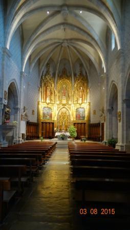 Llagostera, Espanha: Интерьер
