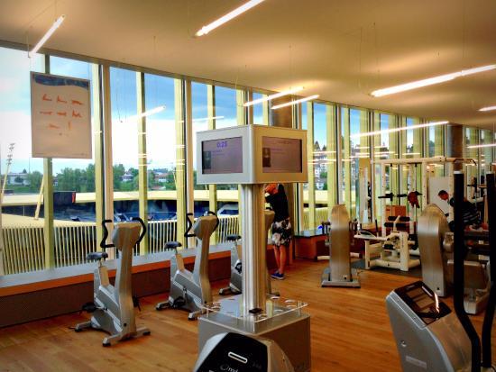 Fitnesspark Allmend Luzern