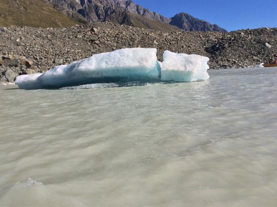 Mt. Cook Village, New Zealand: Glacier Explorers