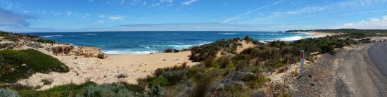 Beachport, Australia: Picture perect beaches.