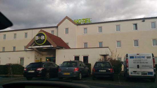 B&B Hôtel Colmar Vignobles Ouest Foto