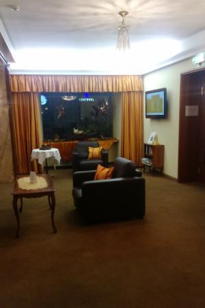 Hotel Mariahilf : la zona reception