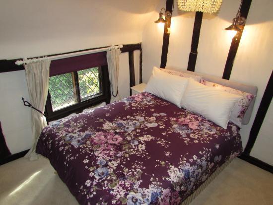 Sudbury, UK: Luxury Tudor Double Room