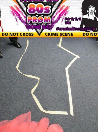 Jacksonville, Caroline du Nord : Scene of the Crime! #crackeditncradprom