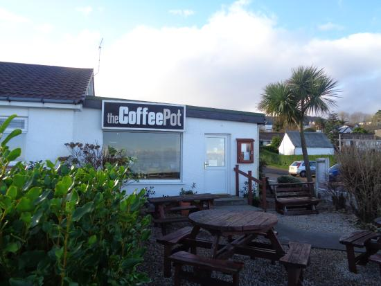 Whiting Bay, UK: Small with a big heart :-)