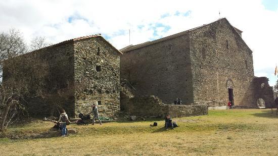 Monasterio San Pedro de Caserres