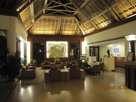 lobby picture of vedic village spa resort kolkata calcutta rh tripadvisor com