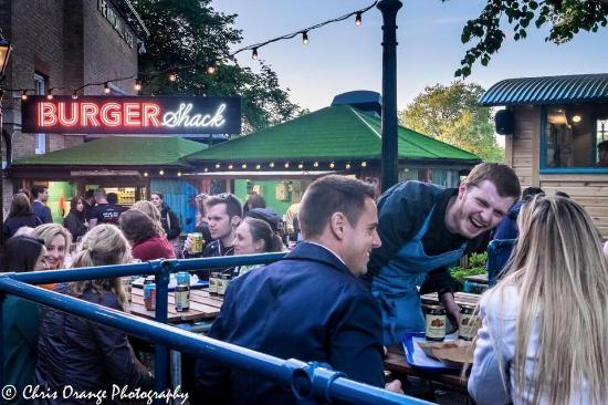 Windmill Clapham: Our Burger Shack