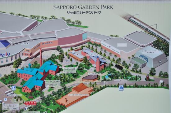 Plan - Picture Of Sapporo Beer Museum  Sapporo
