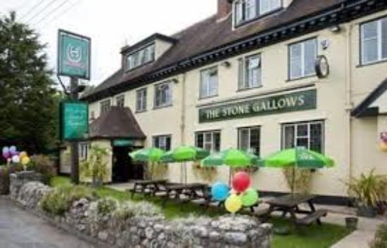Quite Impressed Really Review Of The Stonegallows Inn Taunton England Tripadvisor