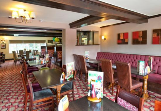 Taunton, UK: Restaurant