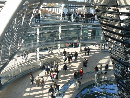 Bundestag Guided Tour