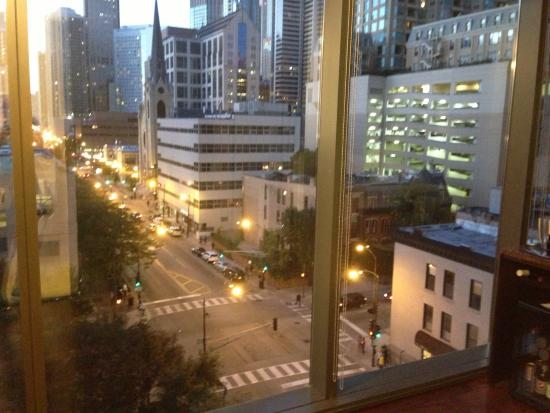 Loved my view picture of dana hotel and spa chicago for Chicago resorts and spas