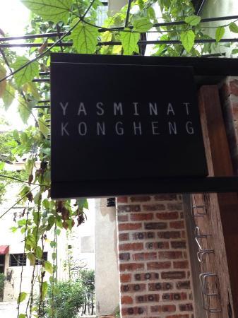 Yasmin At Kong Heng