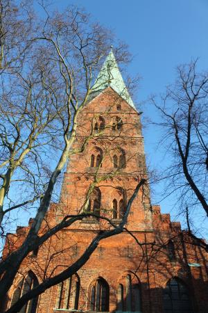 Agidienkirche: St. Aegidien Lubeck