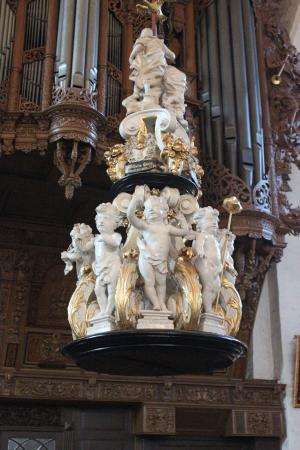Agidienkirche: Inside St.Aegidien Lubeck