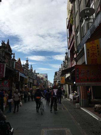 Taoyuan, Taiwan: Daxi Old Street
