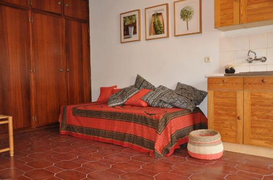 Manawa Camp : Double + single room with kitchen