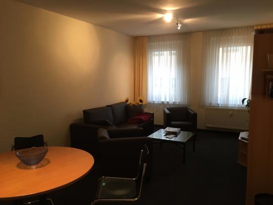 Apartments an der Frauenkirche