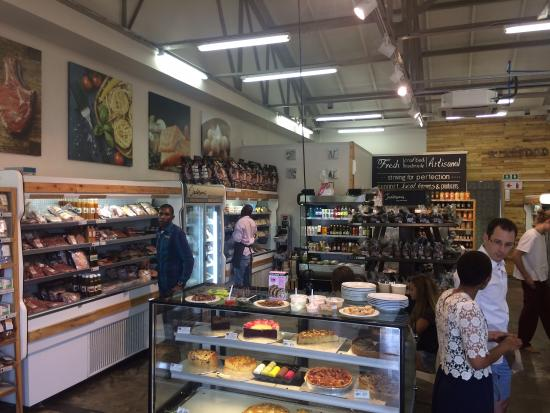 Photo of Cafe Jackson's Real Food Market at 317 Bryanston Drive, Bryanston 2141, South Africa
