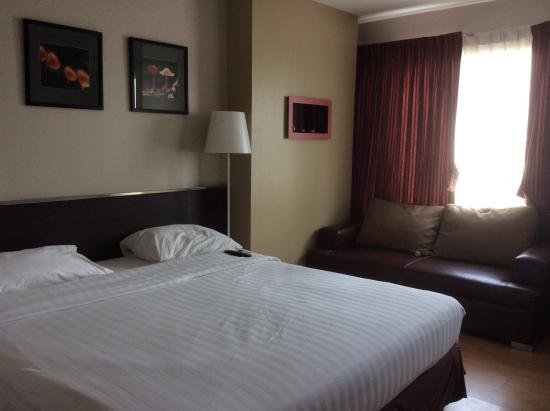 Bangkok Loft Inn: お部屋