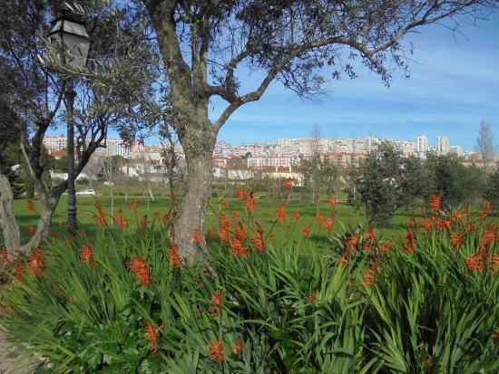Queluz, Portugal: PARQUE URBANO FELICIO LOUREIRO