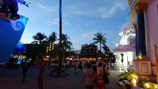 Καμάλα, Ταϊλάνδη: Fanta sea