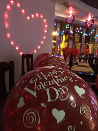 Valentine's at dragon boat
