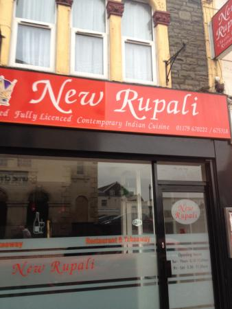 New Rupali Indian Restaurant