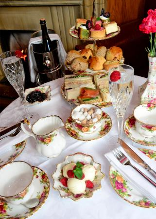 Drogheda, Irlanda: Afternoon Tea for two