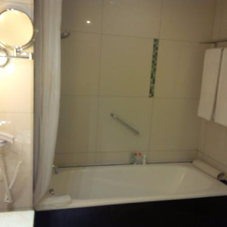 Big Bathtub Picture Of Harris Hotel Conventions Kelapa Gading Jakarta Tripadvisor