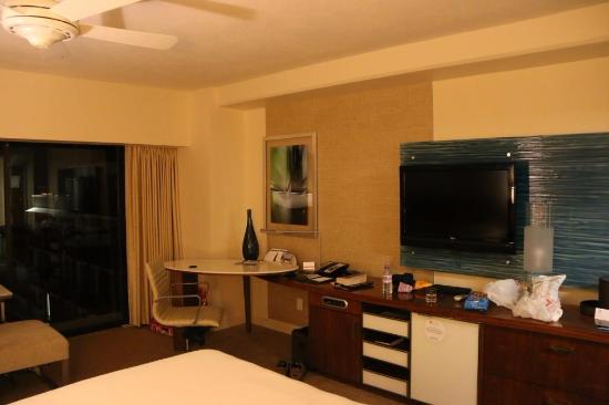 Hyatt Regency Grand Cypress: The room