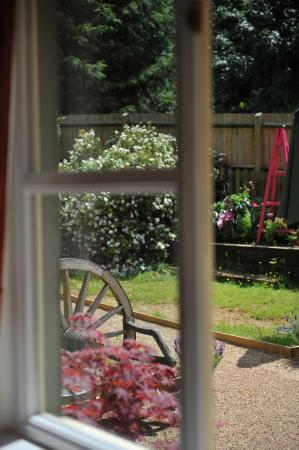 Petersfield, UK: Room with a view
