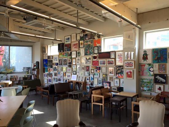 Paju, Güney Kore: Concreate Cafe