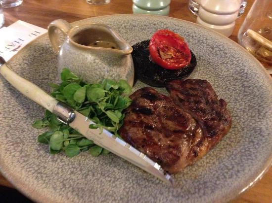 Isleworth, UK: Steak!