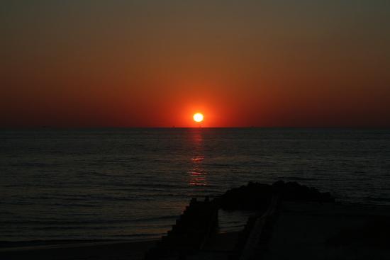 North Cape May, NJ: Sunset