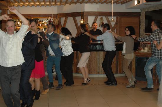 Hotel Tevini: discoteca