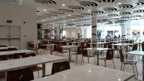 Avenues Mall Food Court Hours