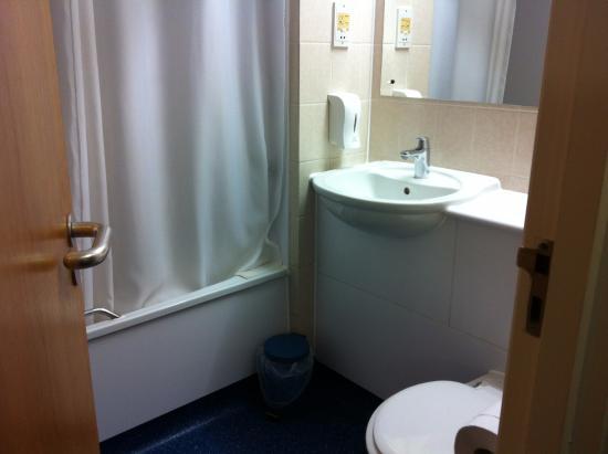 Chippenham, UK: Baño