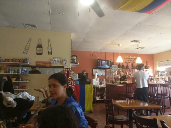 El Patio Columbian Restaurant  sc 1 st  TripAdvisor & El Patio Columbian Restaurant - Picture of El Patio Columbian ...