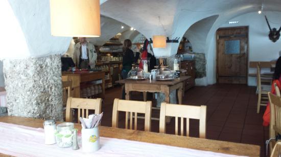 Landgasthof Ropferstub'm: Heimelige Gaststube