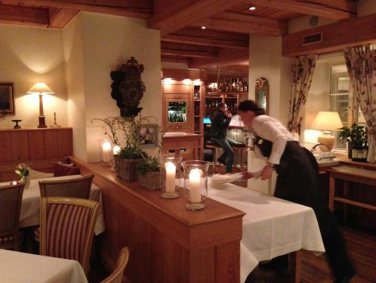 Faehrhaus Sylt: Casual dining restaurant