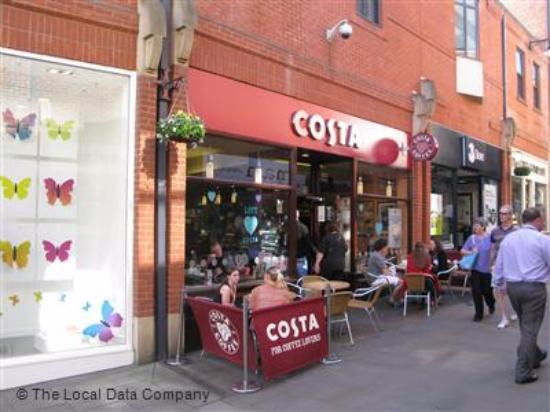 Costa Coffee Durham 1 2 High St Menu Prices Restaurant Reviews Tripadvisor