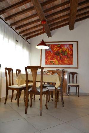 Castrocaro Terme e Terra del Sole, Italia: colazione