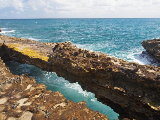 Saint Phillip Parish, Antigua: The bridge itself